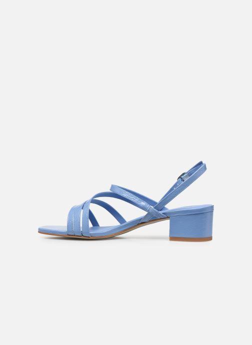 Sandalen Minelli F630003VER Blauw voorkant