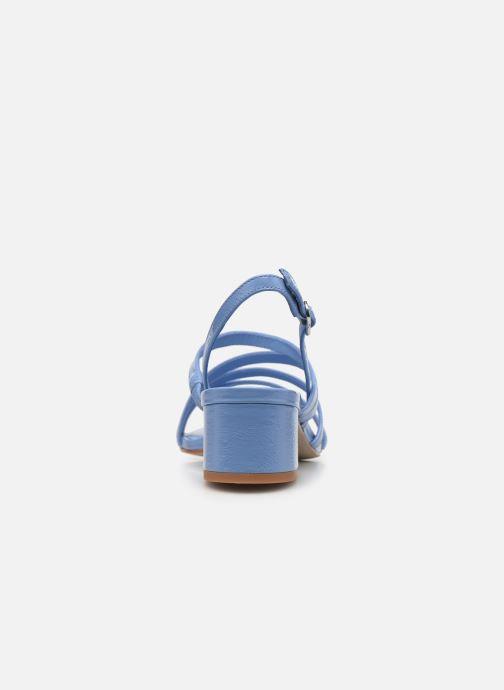 Sandalen Minelli F630003VER Blauw rechts