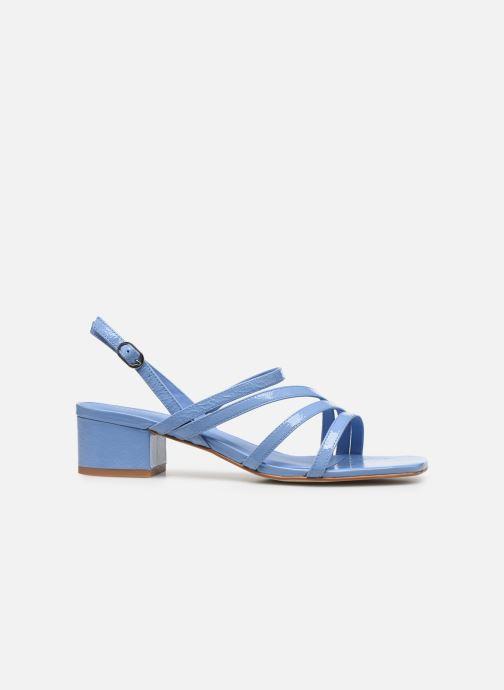 Sandalen Minelli F630003VER Blauw achterkant