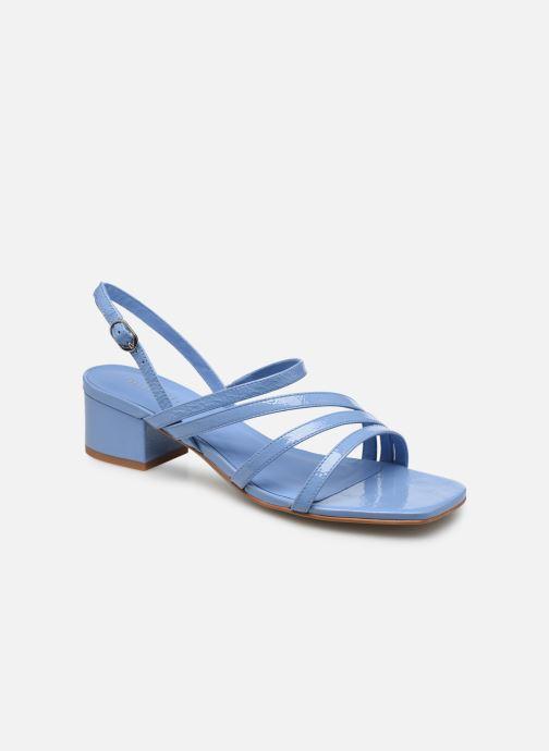 Sandalen Minelli F630003VER Blauw detail