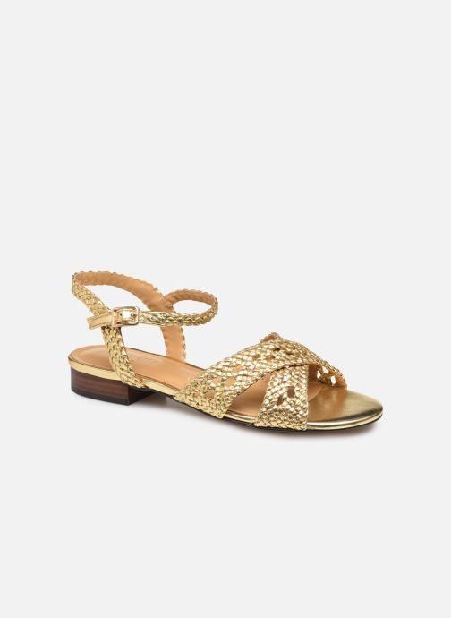 Sandales et nu-pieds Femme F630007MET