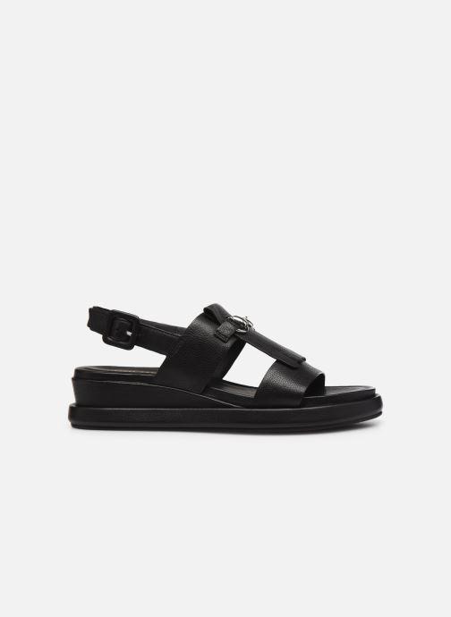 Sandalen Minelli F630010LIS Zwart achterkant