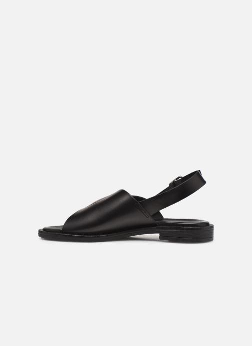 Sandalen Minelli F630011LIS Zwart voorkant
