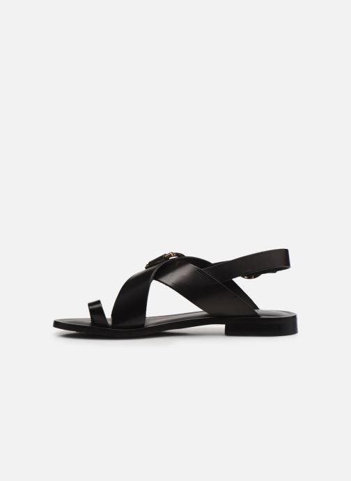 Sandalen Minelli F630023LIS Zwart voorkant