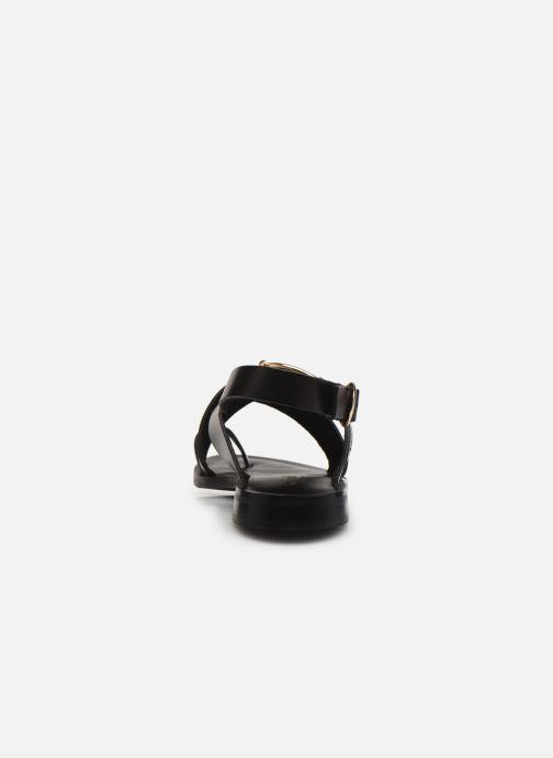 Sandalen Minelli F630023LIS Zwart rechts
