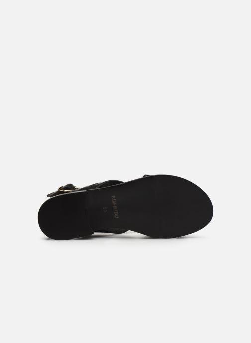 Sandalen Minelli F630023LIS Zwart boven