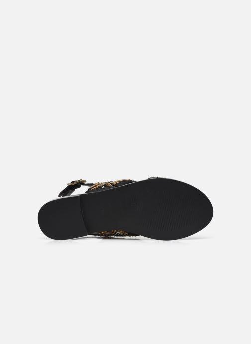 Sandalen Minelli F630024LIS Zwart boven