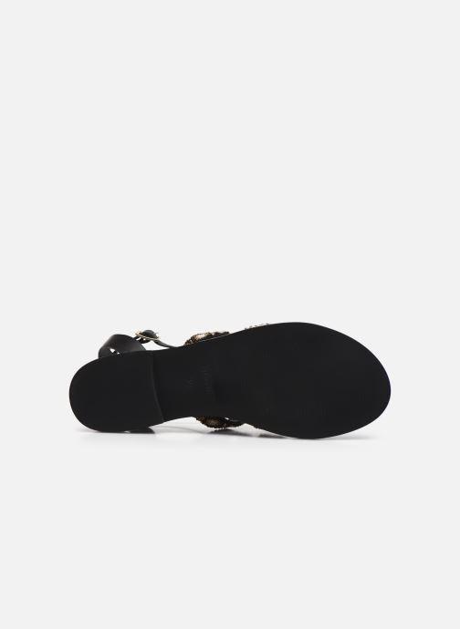 Sandalen Minelli F630025LIS Zwart boven