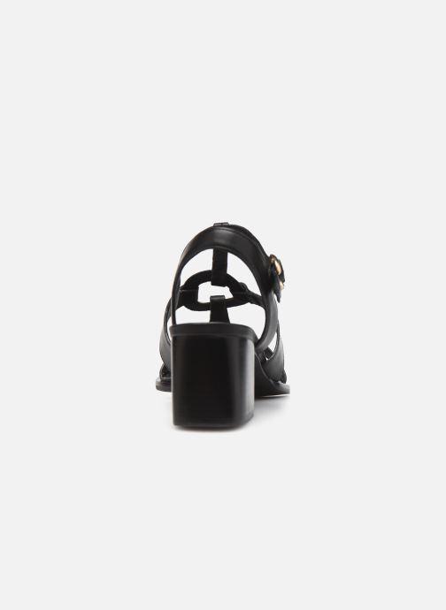 Sandalen Minelli F930004LIS Zwart rechts