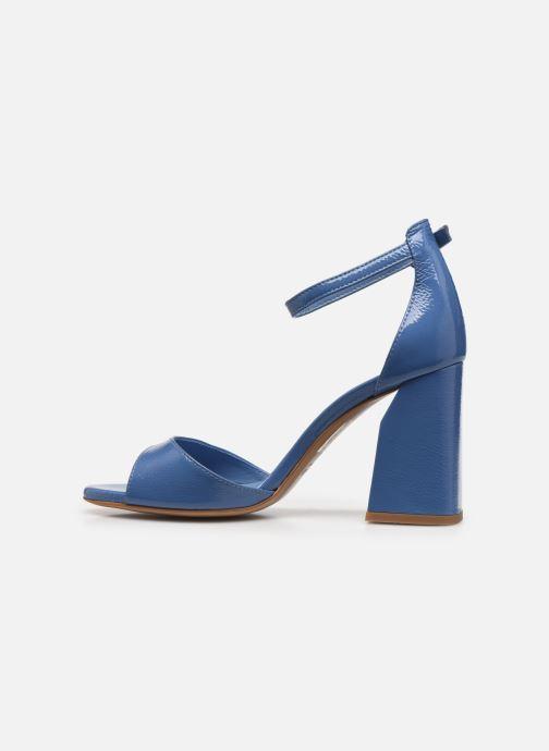 Sandalen Minelli F930043VER Blauw voorkant