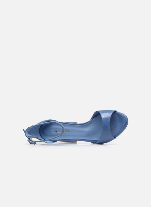 Sandalen Minelli F930043VER Blauw links