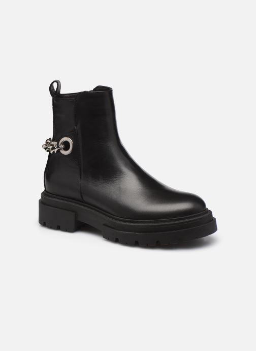 Boots en enkellaarsjes Minelli F600006LIS Zwart detail