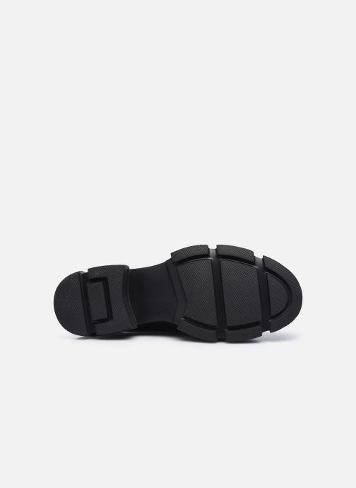 Veterschoenen Minelli F61 729 Zwart boven