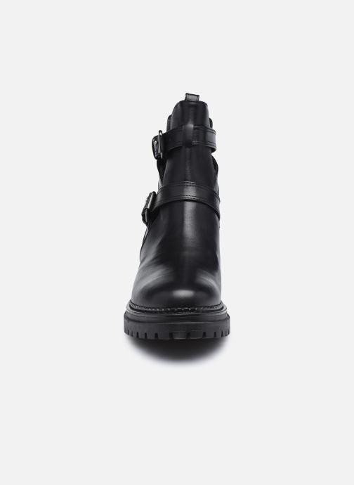 Boots en enkellaarsjes Minelli F60 741 Zwart model