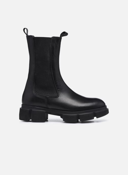 Stiefeletten & Boots Minelli F60 743 schwarz ansicht von hinten