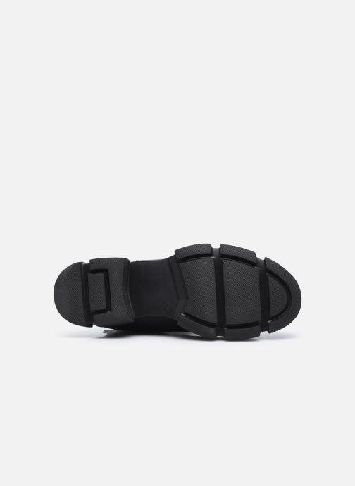 Stiefeletten & Boots Minelli F60 743 schwarz ansicht von oben