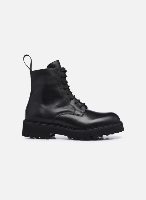 Stiefeletten & Boots Minelli F60 742 schwarz ansicht von hinten