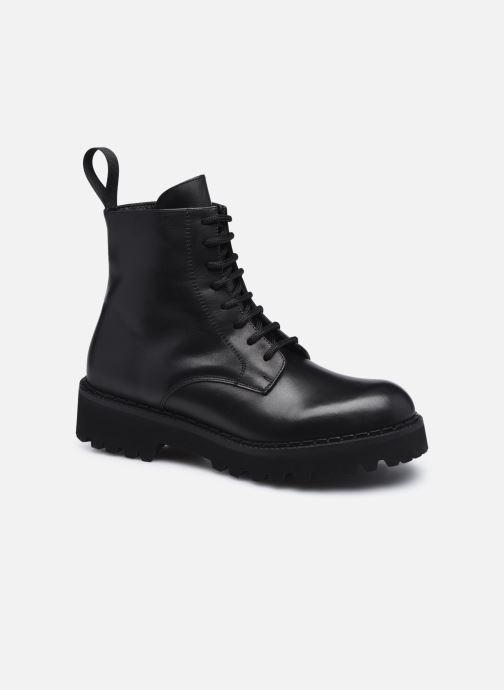 Stiefeletten & Boots Minelli F60 742 schwarz detaillierte ansicht/modell