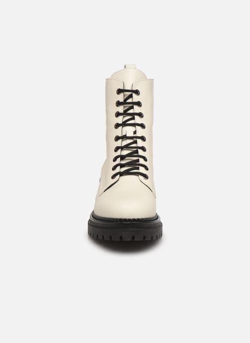Stiefeletten & Boots Minelli F60721 weiß schuhe getragen