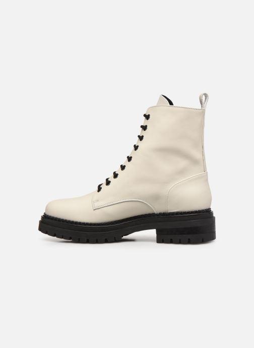 Stiefeletten & Boots Minelli F60721 weiß ansicht von vorne