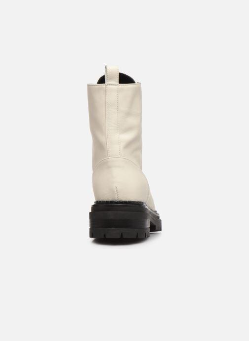 Stiefeletten & Boots Minelli F60721 weiß ansicht von rechts
