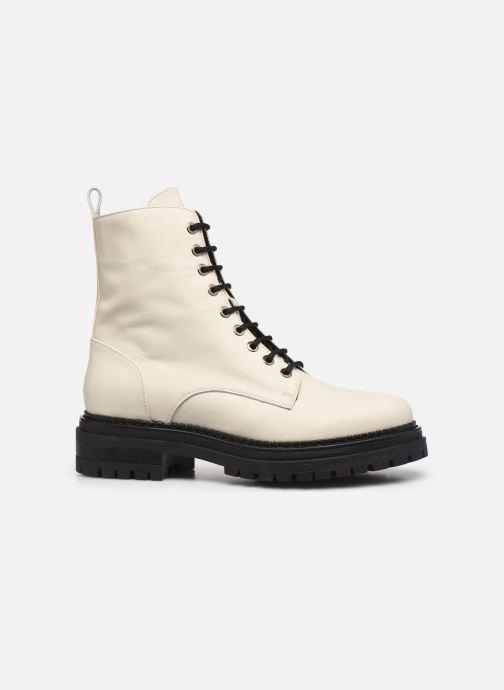 Stiefeletten & Boots Minelli F60721 weiß ansicht von hinten