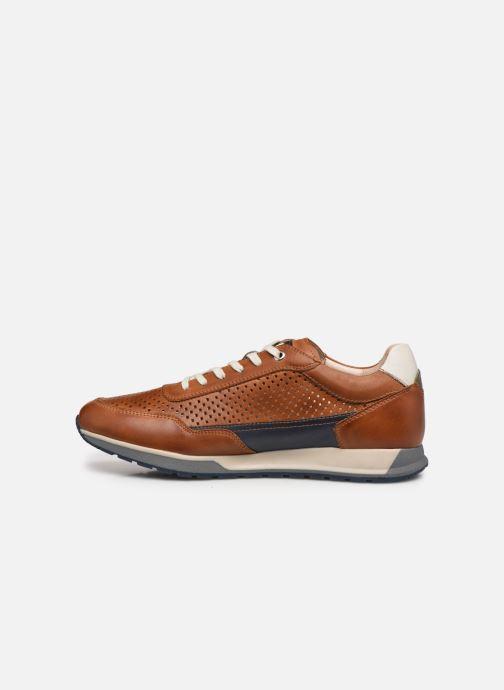 Sneaker Pikolinos Cambil M5N-6029C1 braun ansicht von vorne