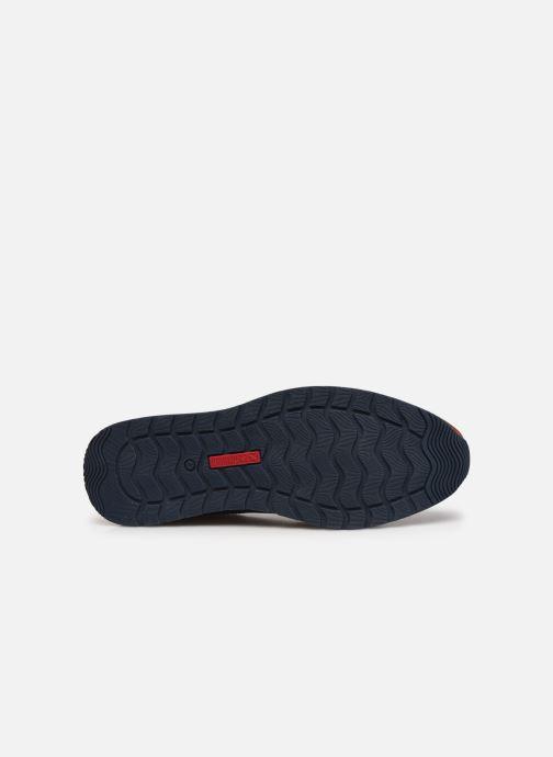 Sneaker Pikolinos Cambil M5N-6029C1 braun ansicht von oben