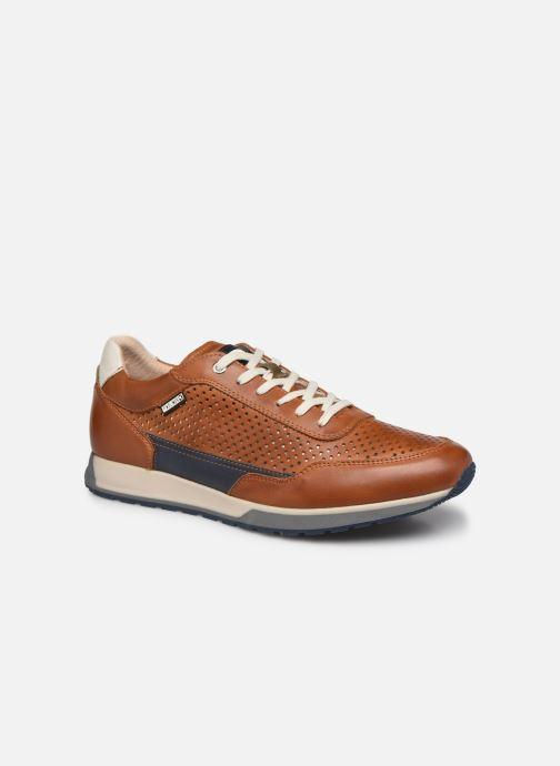 Sneaker Pikolinos Cambil M5N-6029C1 braun detaillierte ansicht/modell