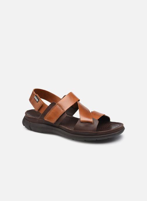 Sandales et nu-pieds Pikolinos Oropesa M3R-0058C1 Marron vue détail/paire