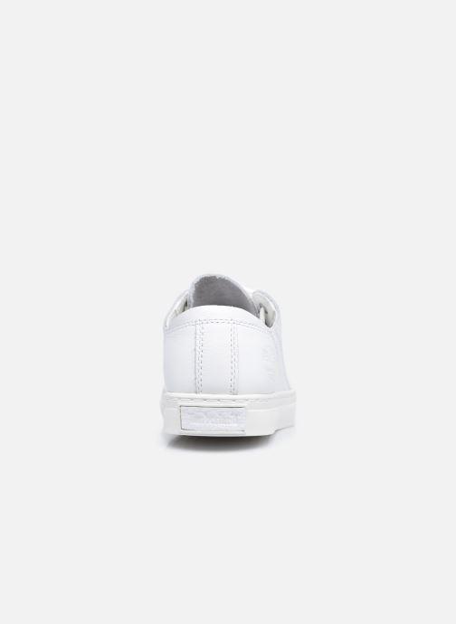 Sneakers Timberland Adventure 2.0 Wit rechts