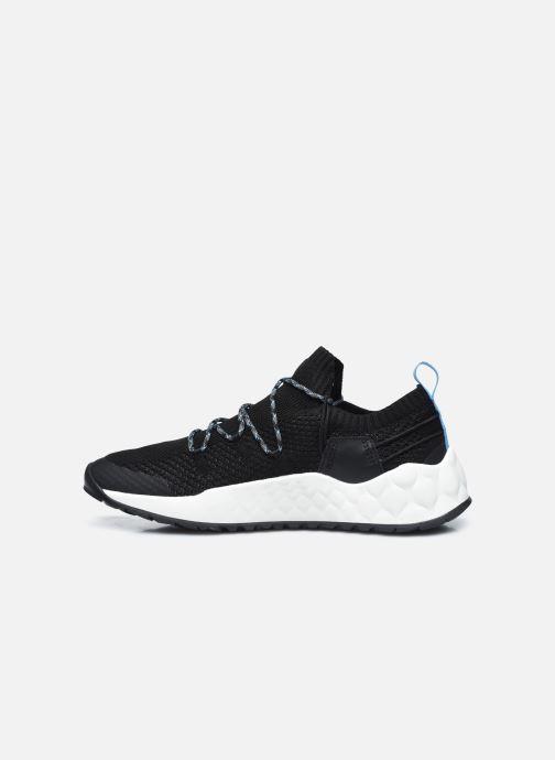 Sneakers Timberland Solar Wave Zwart voorkant