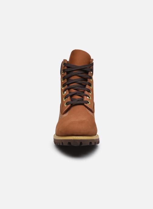 Boots en enkellaarsjes Timberland Timberland Premium Bruin model