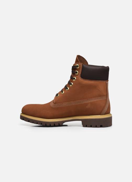 Boots en enkellaarsjes Timberland Timberland Premium Bruin voorkant