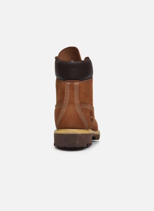 Boots en enkellaarsjes Timberland Timberland Premium Bruin rechts