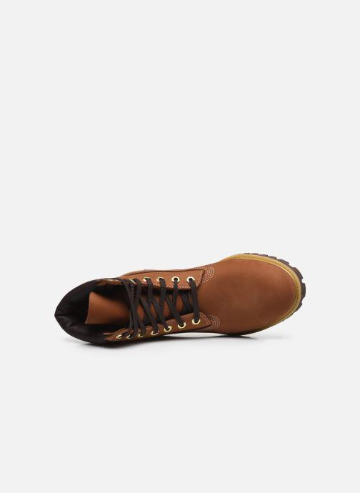 Boots en enkellaarsjes Timberland Timberland Premium Bruin links
