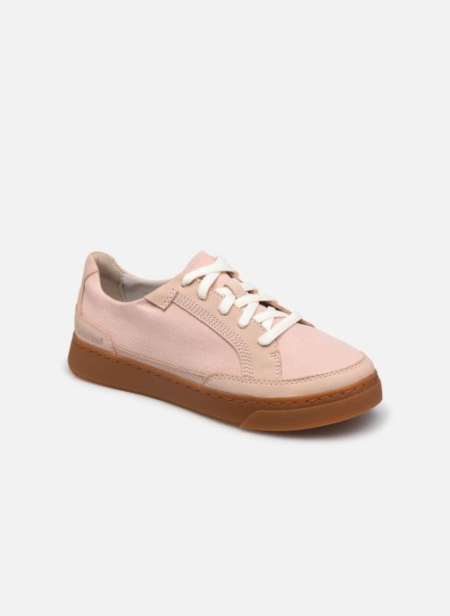 Sneakers Timberland Atlanta Green EK+ Roze detail