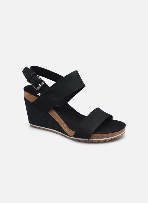 Sandales et nu-pieds Timberland Rest ContempCasual Noir vue détail/paire