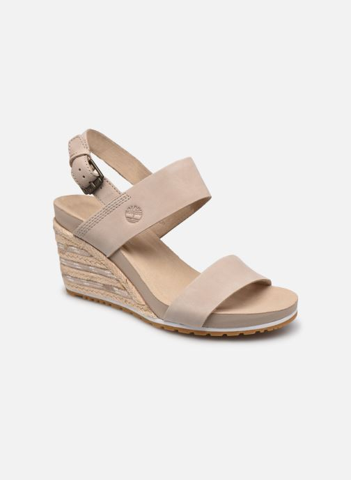 Sandales et nu-pieds Timberland Rest ContempCasual Beige vue détail/paire