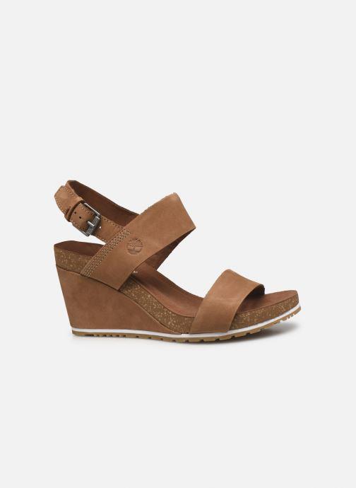Sandales et nu-pieds Timberland Rest ContempCasual Marron vue derrière