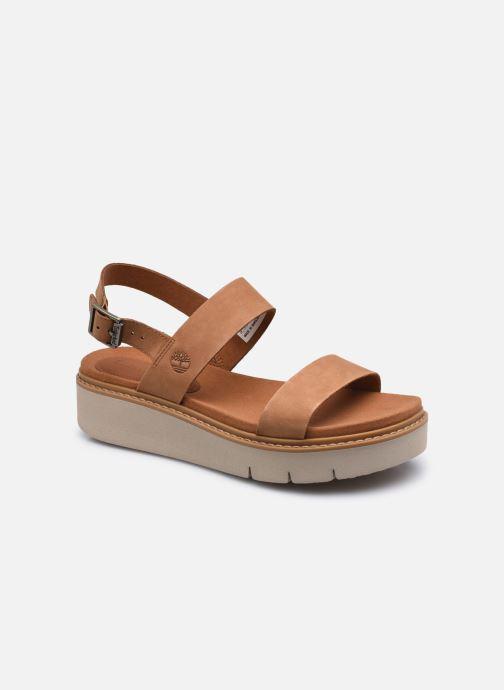 Sandales et nu-pieds Timberland Rest ContempCasual Marron vue détail/paire