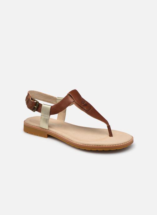 Sandales et nu-pieds Timberland Chicago Riverside Sandale Marron vue détail/paire