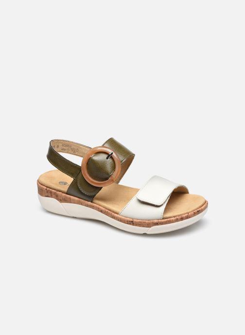 Sandalen Remonte Victoire weiß detaillierte ansicht/modell