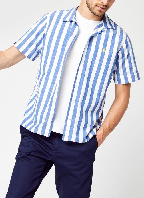 Vêtements Accessoires Chemise MC Stripes Pony
