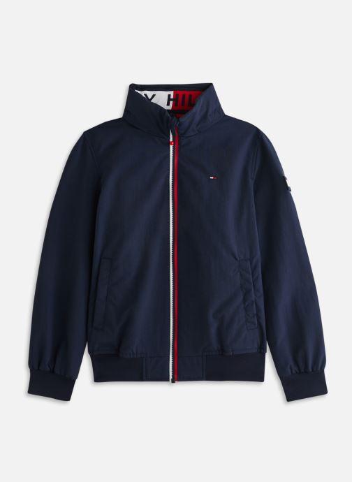 Vêtements Tommy Hilfiger ESSENTIAL JACKET Bleu vue détail/paire
