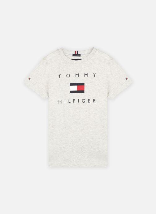 Vêtements Accessoires Hilfiger Logo Tee S/