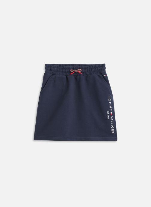 Vêtements Tommy Hilfiger Essential Hwk Skirt Bleu vue détail/paire