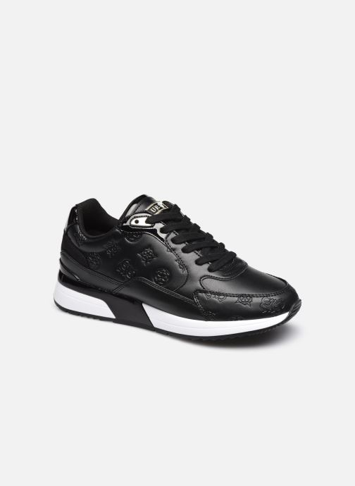Sneaker Guess MOXEA2 schwarz detaillierte ansicht/modell