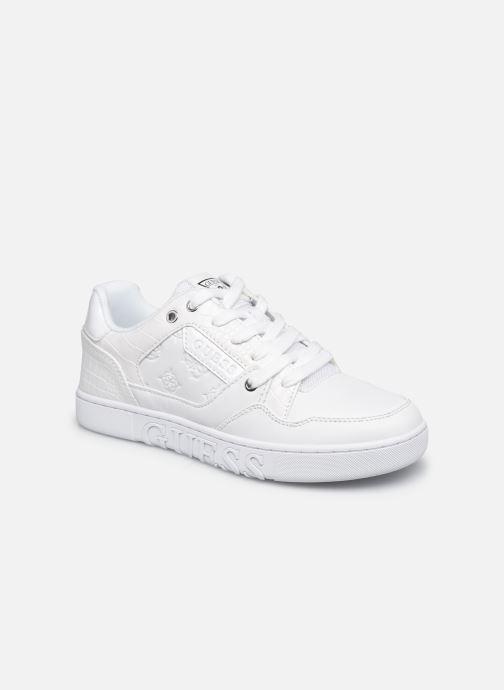 Sneakers Guess JULIEN2 Wit detail