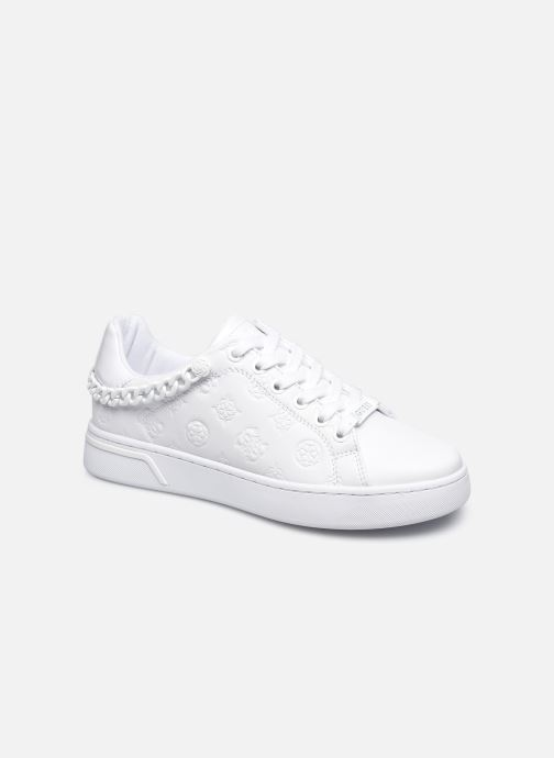 Sneaker Guess RIYAN weiß detaillierte ansicht/modell